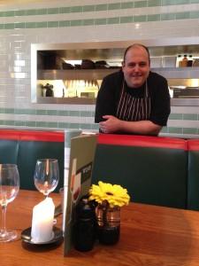David Howard, Head Chef, Brookmans, Brookmans Park